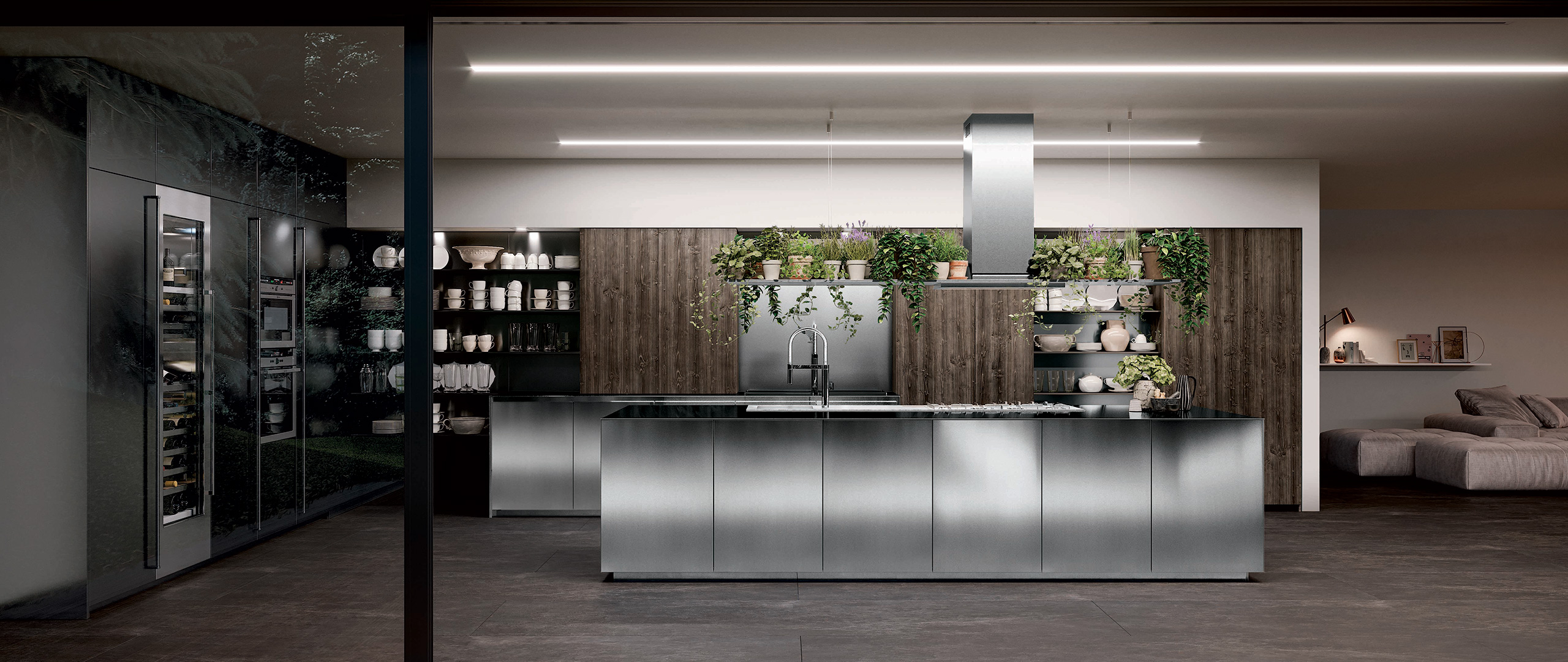 Design kitchens and furnishings Made in Italy - Novacucina