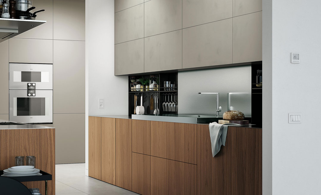 Design Kitchens And Furnishings Made In Italy Novacucina